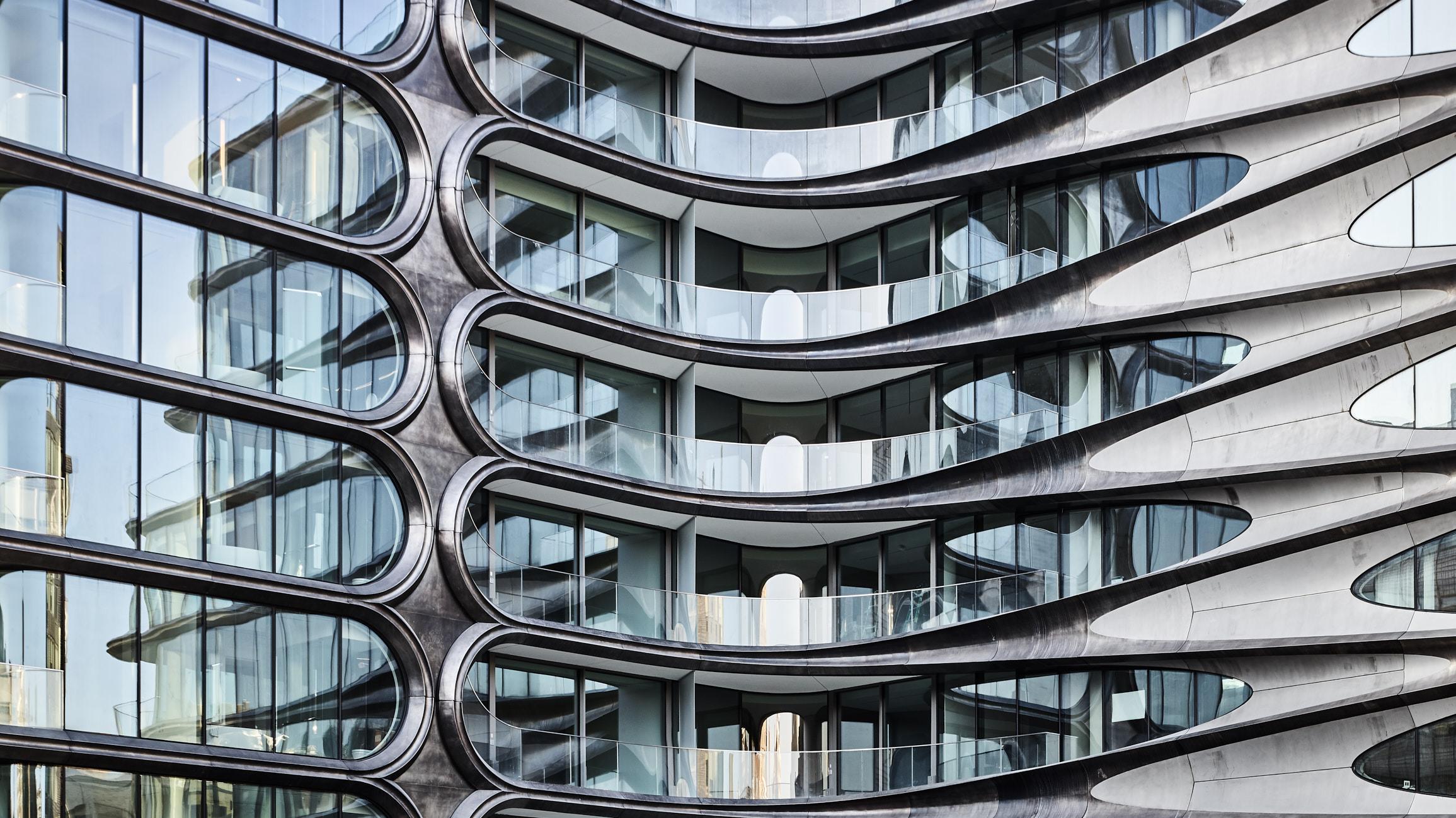 NYC_Highline_ Zaha Hadid