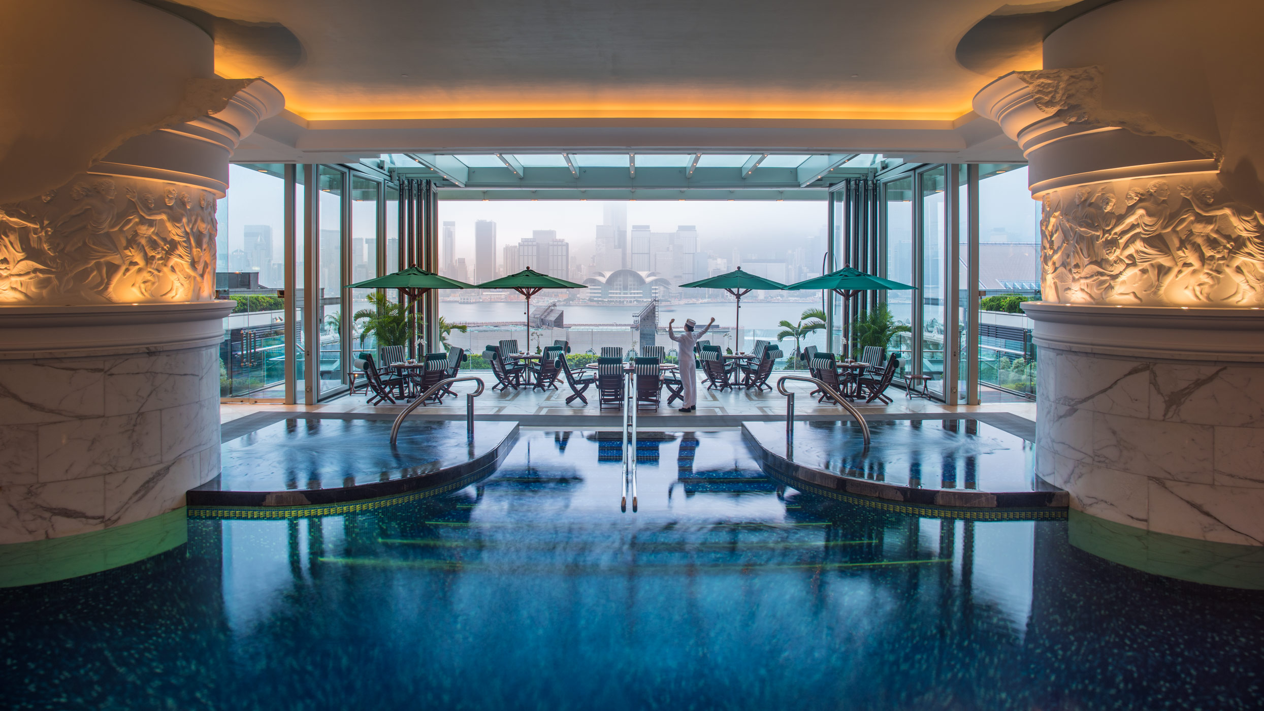 Peninsula Hong Kong.