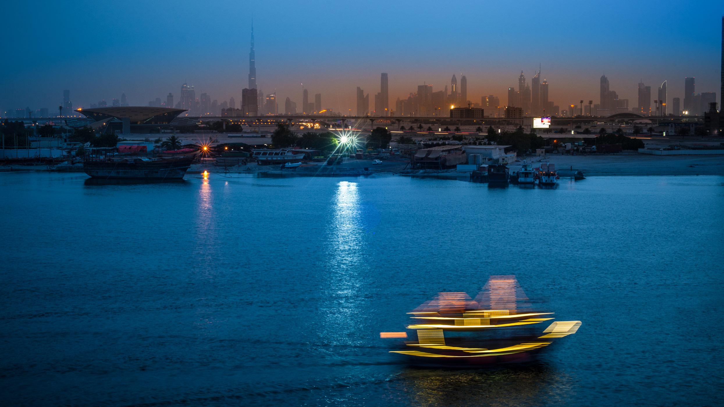 Intercontinental Dubai Festival city.