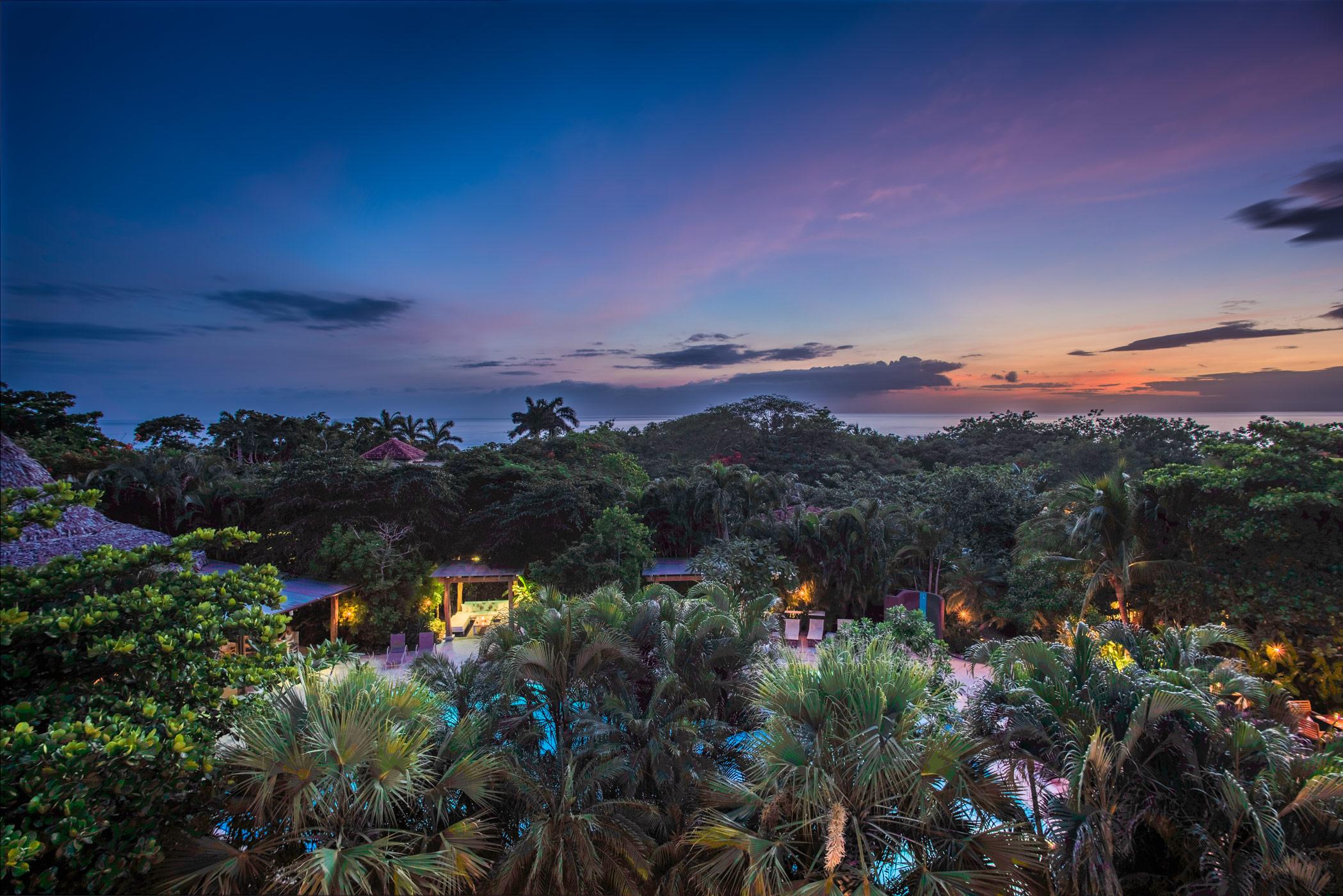 Cala Luna Hotel and Villas. Costa Rica.