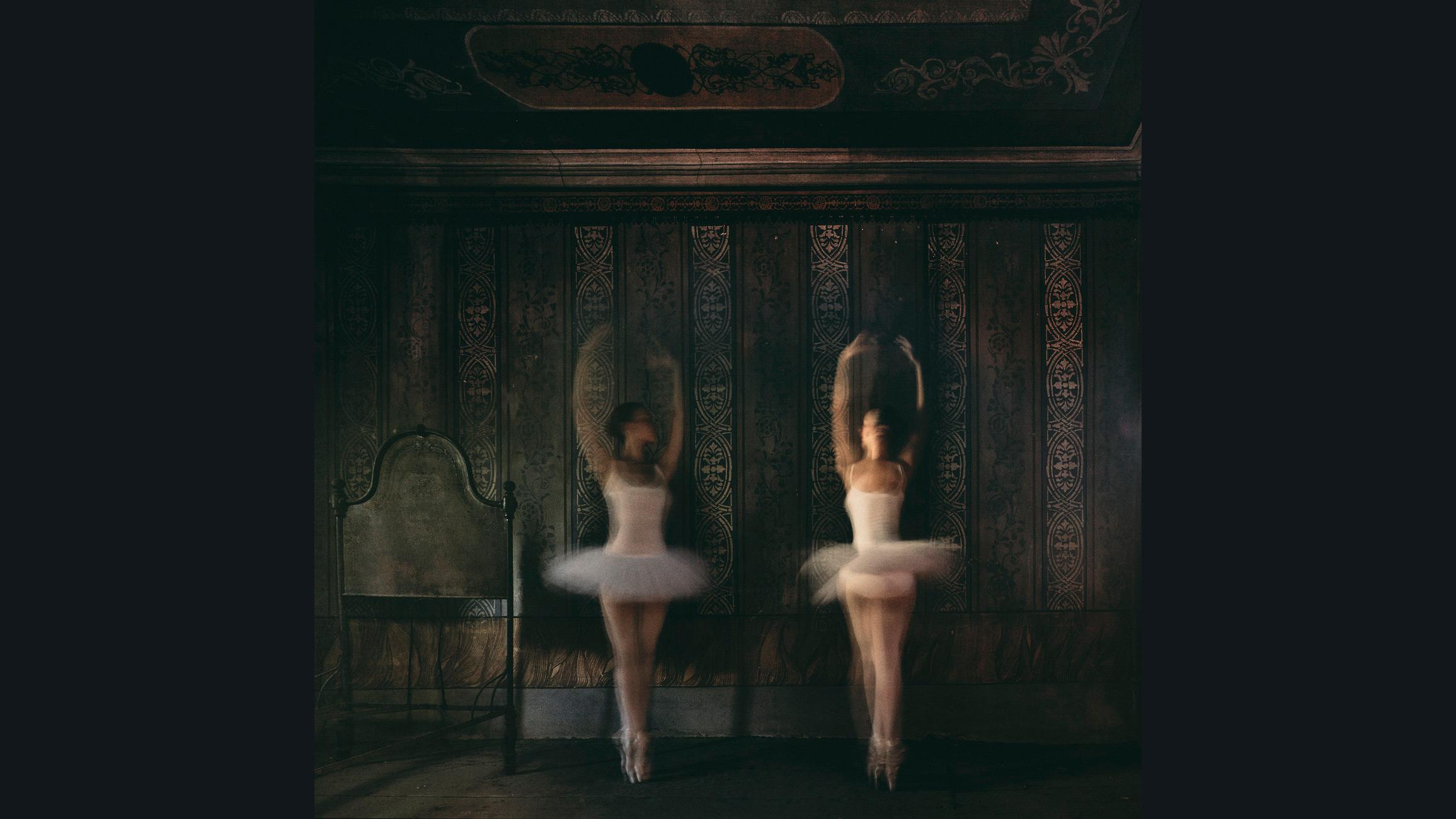 The Ballerina's rehearsal #1