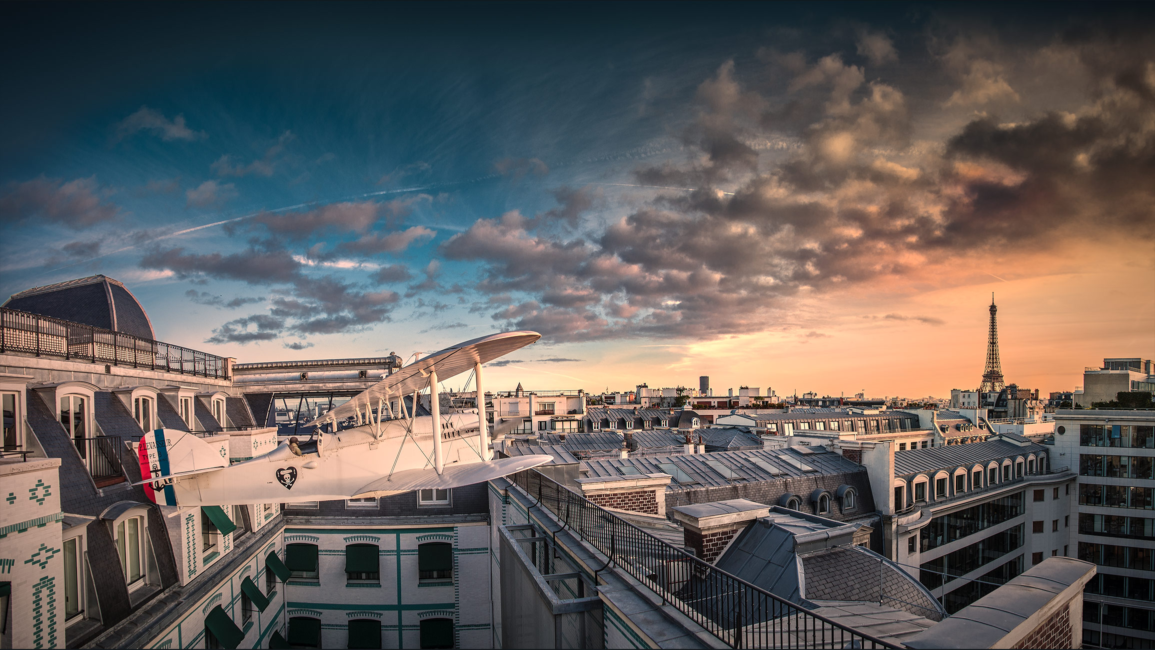 the oiseau blanc #1_Peninsula Paris.